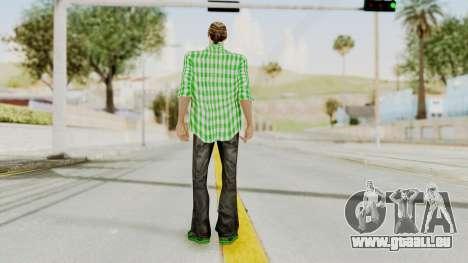 Psycho Brother 1 für GTA San Andreas dritten Screenshot