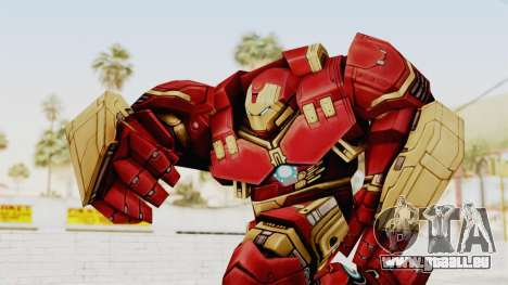 Marvel Future Fight - Hulk Buster Classic für GTA San Andreas