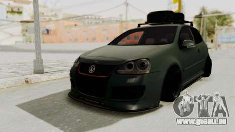 Volkswagen Golf MK5 JDM für GTA San Andreas