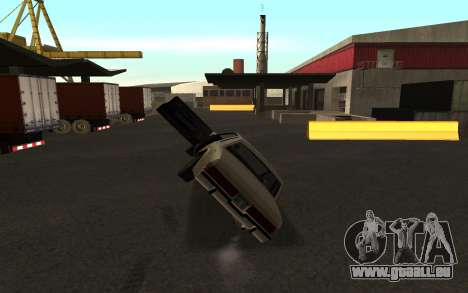 Flip machine pour GTA San Andreas deuxième écran