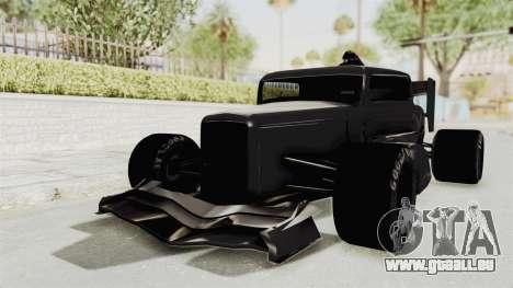 Ford 32 F1 für GTA San Andreas