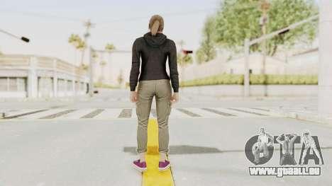 GTA 5 Online Female Skin 2 pour GTA San Andreas troisième écran