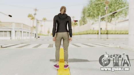 GTA 5 Online Female Skin 2 für GTA San Andreas dritten Screenshot