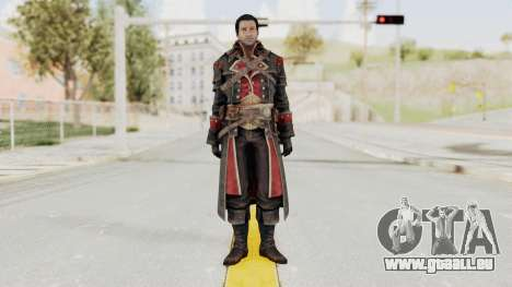 Assassins Creed Rogue - Shay Cornac für GTA San Andreas zweiten Screenshot