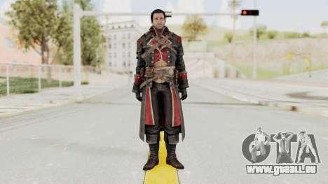 Assassins Creed Rogue - Shay Cornac für GTA San Andreas zweiten Screenshot