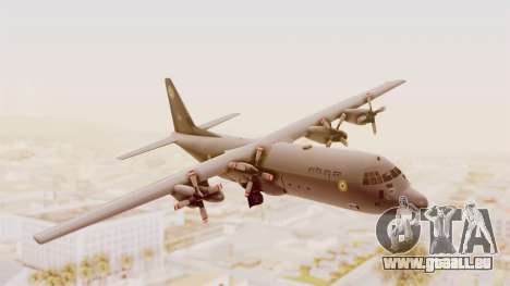 C130 Hercules Indian Air Force pour GTA San Andreas