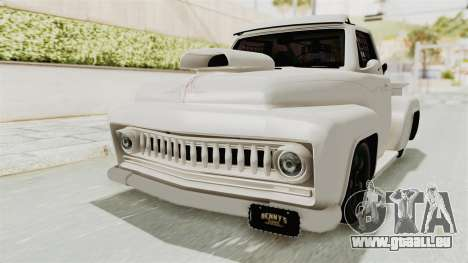 GTA 5 Slamvan Race pour GTA San Andreas