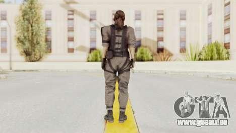 MGSV Phantom Pain Quiet XOF v1 pour GTA San Andreas troisième écran