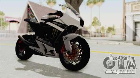Kawasaki Ninja ZX-RR Streetrace pour GTA San Andreas