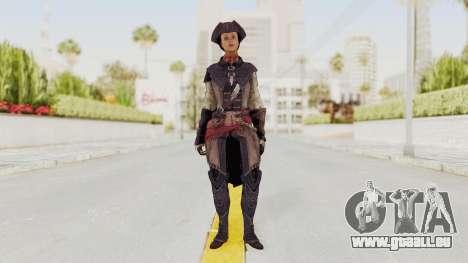 Assassins Creed 4 DLC - Aveline de Grandpré für GTA San Andreas zweiten Screenshot