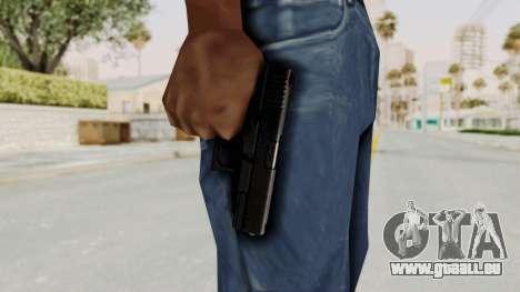 Glock 19 für GTA San Andreas