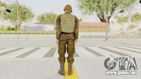 MGSV The Phantom Pain Soviet Union VH Sleeve v1 für GTA San Andreas dritten Screenshot