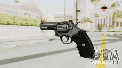 Python v1 pour GTA San Andreas deuxième écran