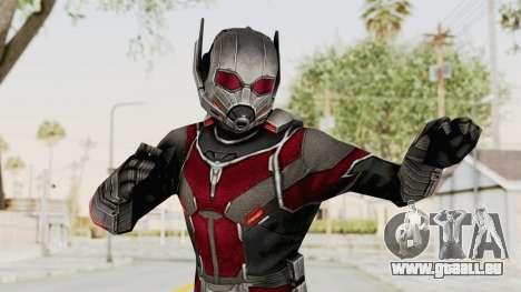 Captain America Civil War - Ant-Man für GTA San Andreas