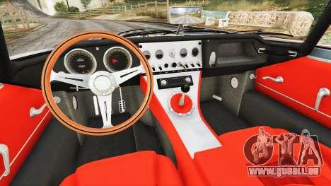 Eagle Speedster 2012 pour GTA 5