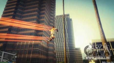 GTA 5 The Flash Script Mod cinquième capture d'écran