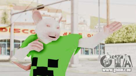 Rat Kid pour GTA San Andreas