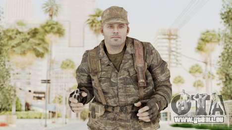 COD BO SOG Mason v2 pour GTA San Andreas