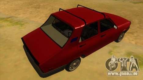 Dacia 1310 Berlina 1985 für GTA San Andreas rechten Ansicht