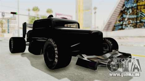 Ford 32 F1 für GTA San Andreas rechten Ansicht