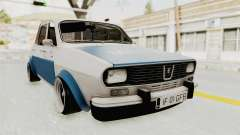 Dacia 1300 Stance Police