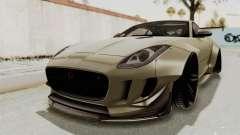 Jaguar F-Type L3D Store Edition
