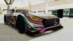 Mercedes-Benz SLS AMG GT3 2016 Goodsmile Racing
