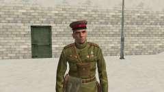 Pak Kämpfer der roten Armee