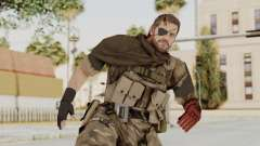 MGSV The Phantom Pain Venom Snake Scarf v9