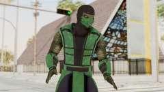 Mortal Kombat X Klassic Reptile