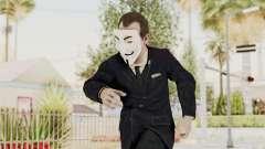 COD BO Nixon Anonymous