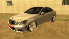 Mercedes-Benz E250 Behörde Tool