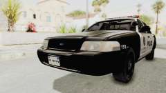Ford Crown Victoria SFPD pour GTA San Andreas