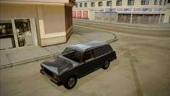 VAZ 2104, mit einem großen Kofferraum