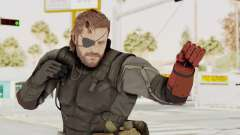 MGSV Phantom Pain Venom Snake Sneaking Suit pour GTA San Andreas