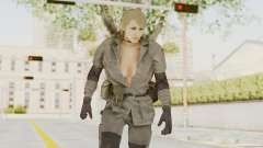 MGSV Phantom Pain Quiet Sniper Wolf