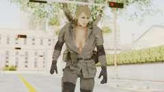 MGSV Phantom Pain Quiet Sniper Wolf pour GTA San Andreas