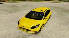 Ford Focus Taxi pour GTA San Andreas