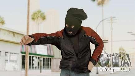 GTA 5 DLC Heist Robber pour GTA San Andreas
