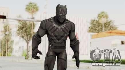 Captain America Civil War - Black Panther pour GTA San Andreas