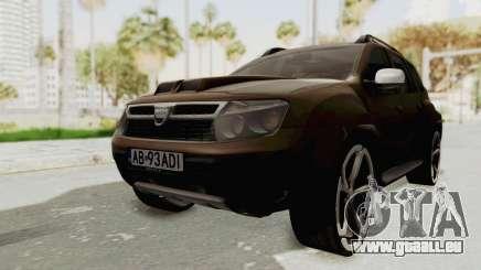 Dacia Duster 2010 Tuning für GTA San Andreas