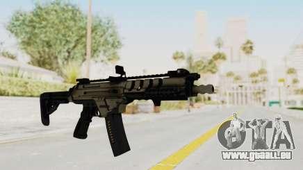 HBRA3 Advanced Warfare für GTA San Andreas
