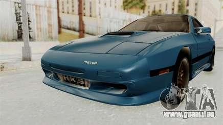 Mazda RX-7 FC3S pour GTA San Andreas