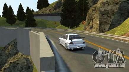 Monument Hill Track für GTA 4