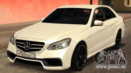 Mercedes-Benz E63 AMG 2014 pour GTA San Andreas