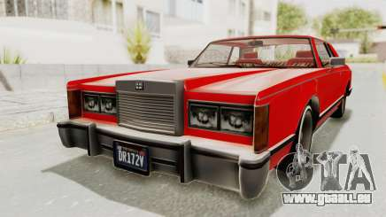 GTA 5 Dundreary Virgo Classic Custom v2 pour GTA San Andreas