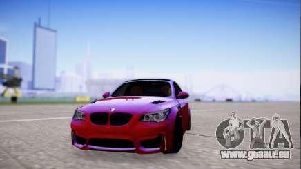 BMW M5 E60 Huracan pour GTA San Andreas