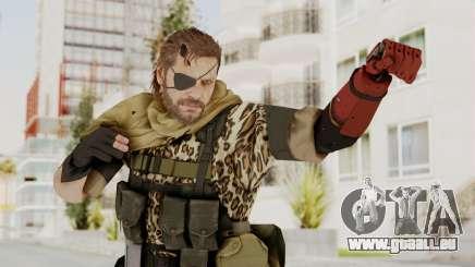 MGSV The Phantom Pain Venom Snake Scarf v8 für GTA San Andreas