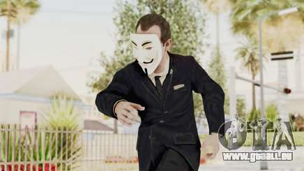 COD BO Nixon Anonymous für GTA San Andreas
