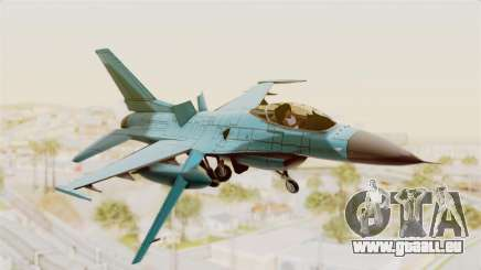 F-16 Fighting Falcon Civilian pour GTA San Andreas